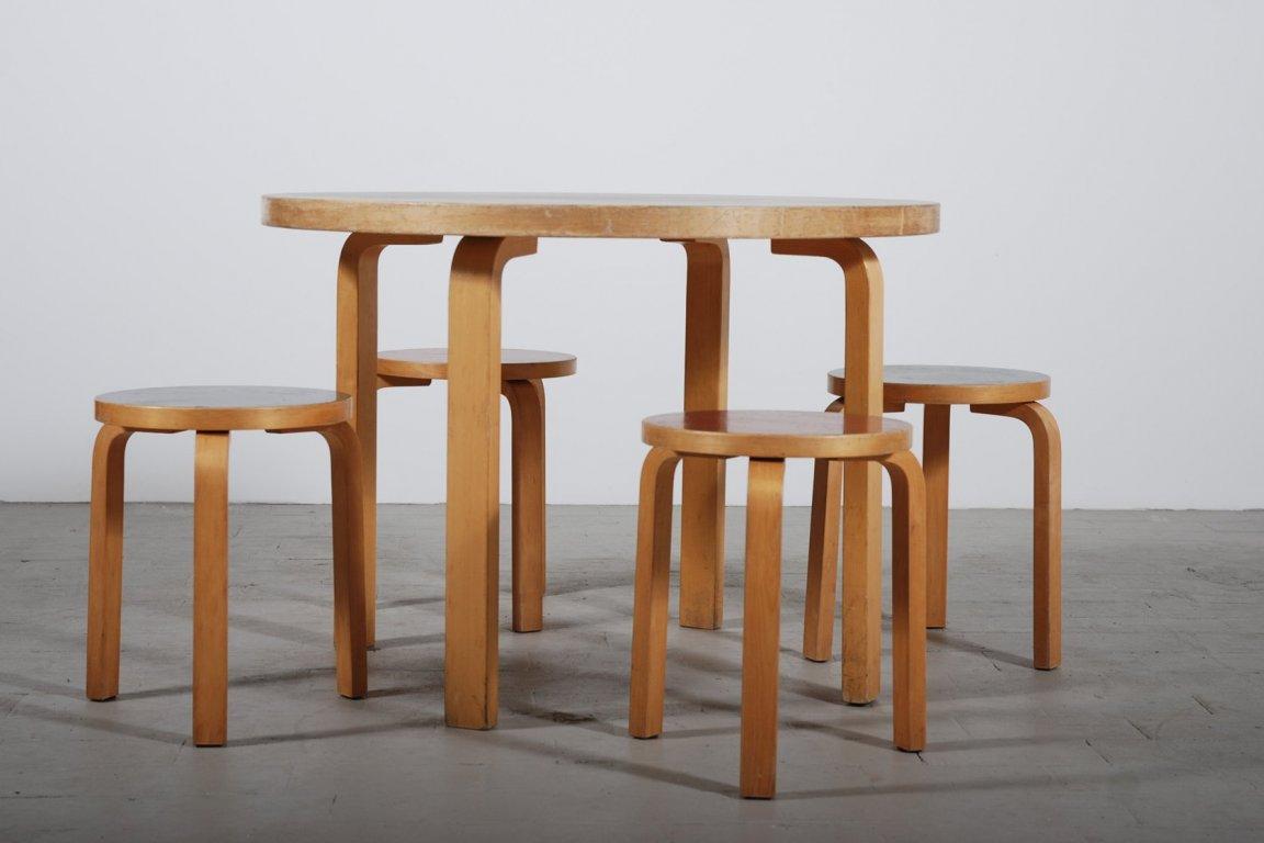 table alvar aalto jasper. Black Bedroom Furniture Sets. Home Design Ideas